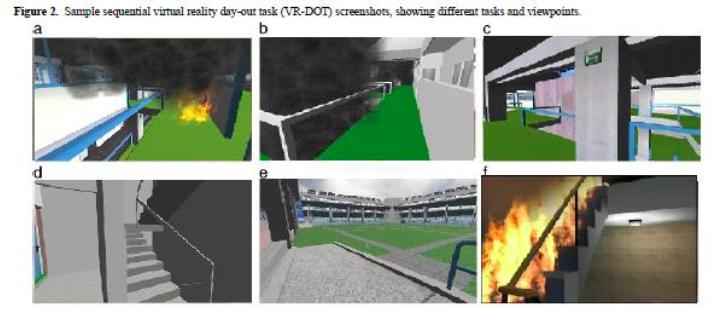 Ilustración 4: Virtual Reality Day-Out Task7