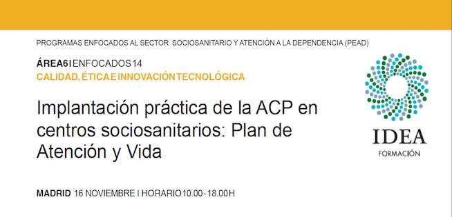 Curso Acp Madrid