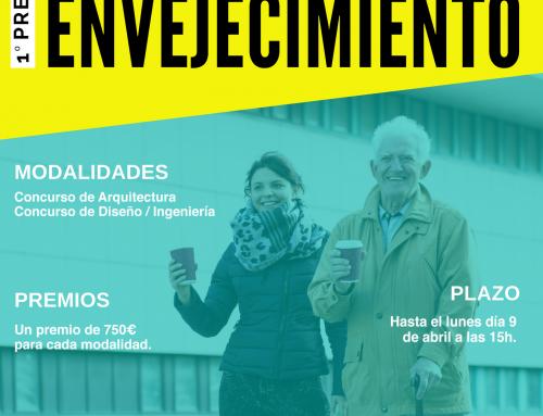 1º Premio de Arquitectura, Diseño y Envejecimiento de Navarra