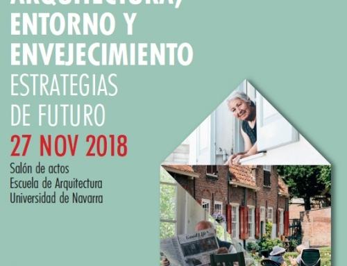 II Jornada Internacional Arquitectura, Diseño y Envejecimiento