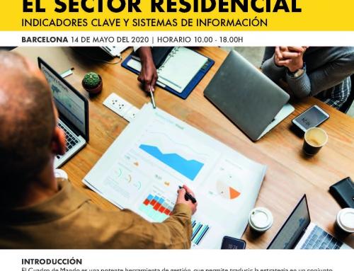 Cuadro de Mando en el sector residencial